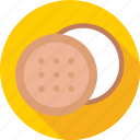 bakery, biscuit, cookies, food, snack icon