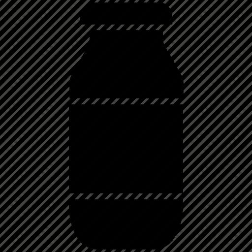 bottle, drink, food, label, milk icon