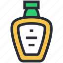 alcohol, beer, bottle, drink, wine bottle icon