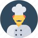 chef, chef cook, cook, cook head, restaurant cook