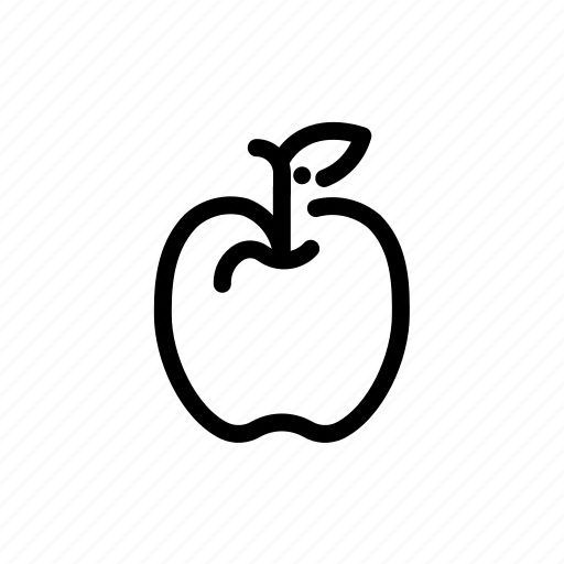 Apple, food, fruit, healthy, vitamin icon - Download on Iconfinder