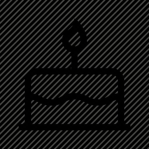 birthday, cake, celebrate, cupcake, food, sweet icon