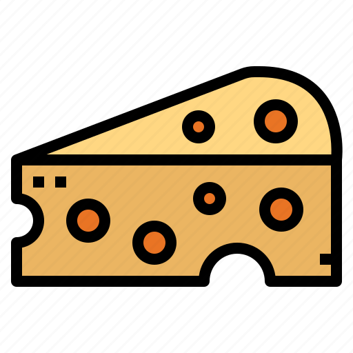 Cheese, food, healthy, milk icon - Download on Iconfinder