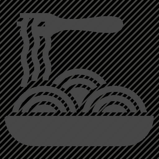 Pasta, plate icon - Download on Iconfinder on Iconfinder