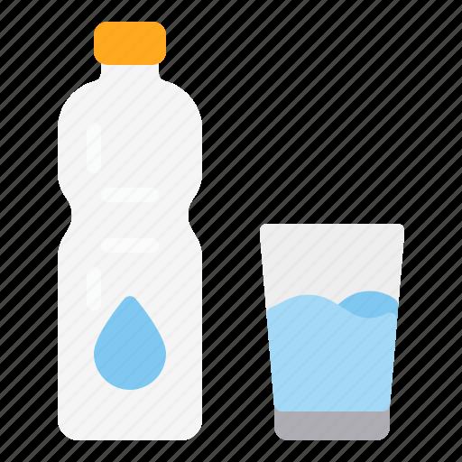 diet, drink, glass, health, water icon