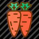 carrot, diet, health, vegan, vegetable