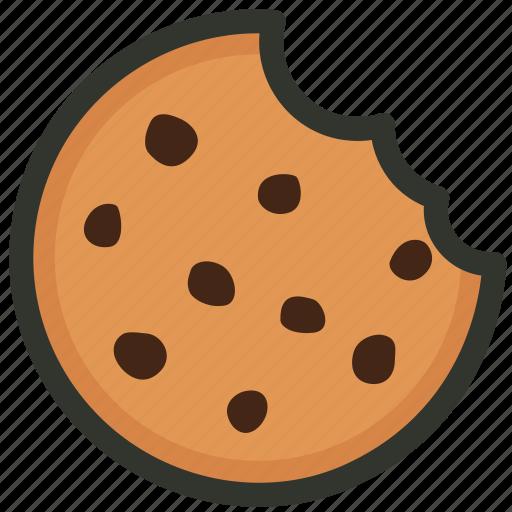 biscuit, cookie, cracker, food, snack icon