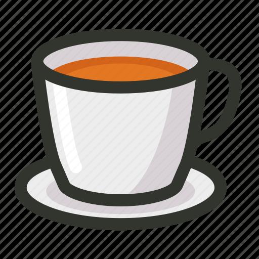breakfast, cafe, coffee, cup, food, tea icon