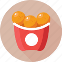 junk food, fast food, meal, supper, snacks icon