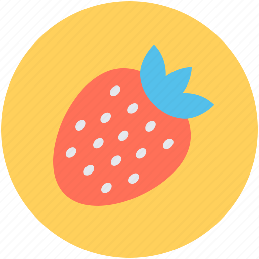 Diet, food, fruit, healthy food, strawberry icon - Download on Iconfinder