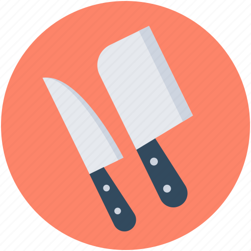 Butcher knife, chef knife, cleaver, knife, knives icon - Download on Iconfinder