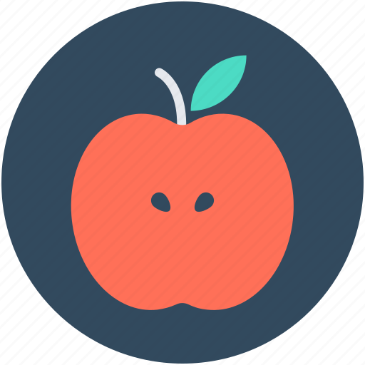 Apple, food, fruit, healthy food, nutrition icon - Download on Iconfinder