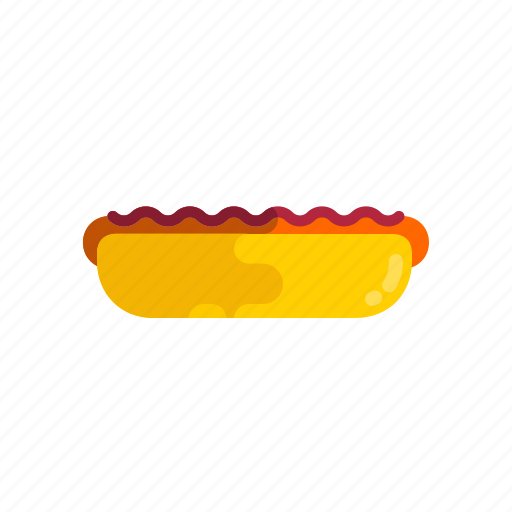dog, fastfood, food, hot, hotdog, junkfood, sausage icon