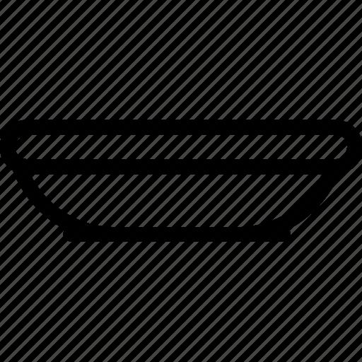 bowl, food, food bowl, snacks, soup icon