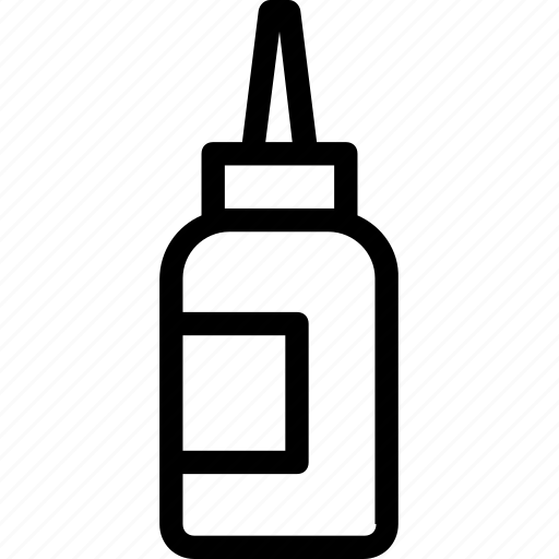 ketchup, ketchup bottle, kitchen, squeeze bottle, tomato sauce icon