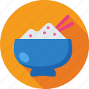 bowl, chinese food, chopsticks, dumpling, food icon