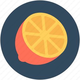 citrus fruit, food, fruit, lemon, lime icon
