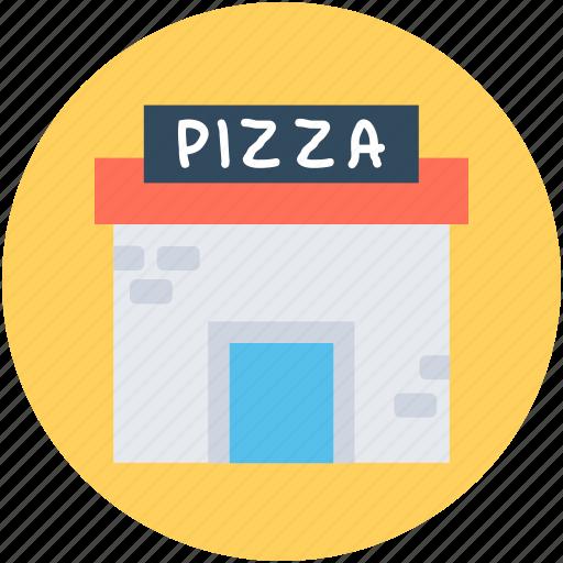 pizza place, pizza restaurant, pizza shop, pizza takeaway, pizzeria icon