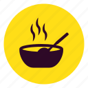 cook, food, healthy, hot, kitchen, meal, vegetable icon