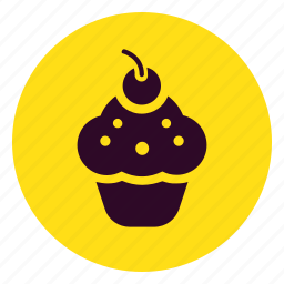 bakery, buy, cake, cupcake, food, shop, sweet icon