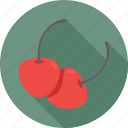 cherry, food, fruit, healthy, sweet