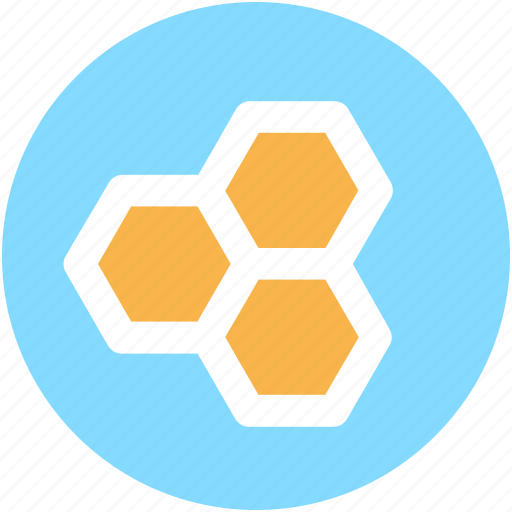 bee honey, beeswax, honey, honey wax, sweet food icon