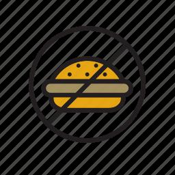 burguer, diet, fast, food, hamburguer, health, healthy icon
