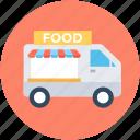 food stand, food truck, food vending, food wagon, vending cart
