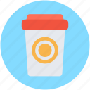 cold coffee, disposable cup, juice cup, paper cup, smoothie cup