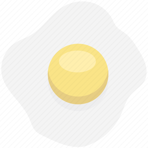 Breakfast, chicken egg, egg, food, fried egg, healthy diet icon - Download on Iconfinder