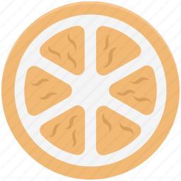 diet, food, fruit, healthy, orange, orange piece icon