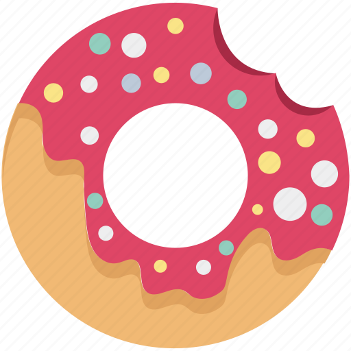 Bakery, bakery food, breakfast, confectionery, dessert, donut, oughnut icon - Download on Iconfinder