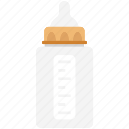 baby bottle, baby care, baby feeder, baby food, feeding bottle, infant feeder, newborn feeder icon
