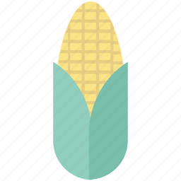 agriculture, corn, food, husk, maize, sweet corn, vegetable icon