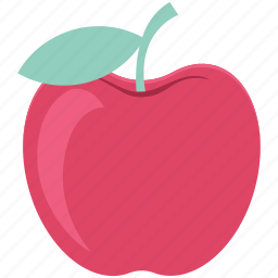 apple, food, fruit, nutrition, organic, sweet icon