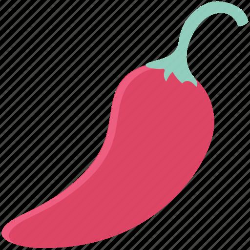 chili, chili pepper, diet, food, hot chili, red chilli, spice icon
