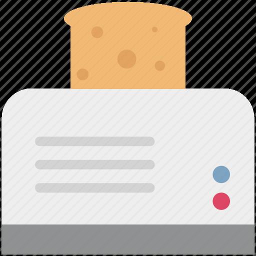 electricals, home appliance, kitchen appliance, sandwich toaster, toast machine, toast maker, toaster icon