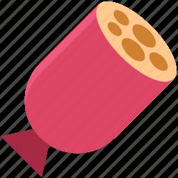 chicken leg, chicken piece, food, leg piece, thigh meat icon
