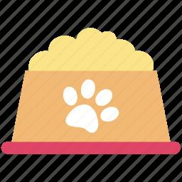 animal food, dog food, dog treat, pet food, pet goodies, pet treat, puppy food icon