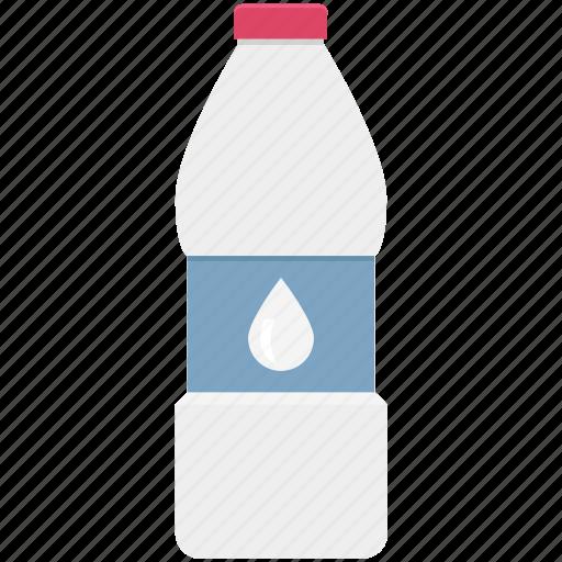 beverage, drink bottle, liquor, milk bottle, mineral water, soda bottle, water bottle icon