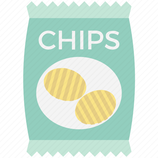 Chips, fast food, fried potatoes, fries, fries box, frites, potato fries icon - Download on Iconfinder