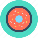 bakery food, confectionery, donut, doughnut, sweet snack