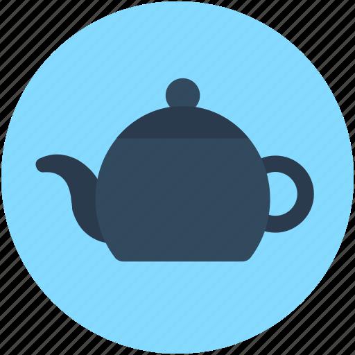dishware, kitchen accessories, tea kettle, tea pot, tea set icon