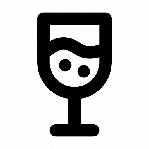 alcohol, bar, champagne, drink, food, glass, water icon