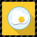 egg, food, meal, omelette