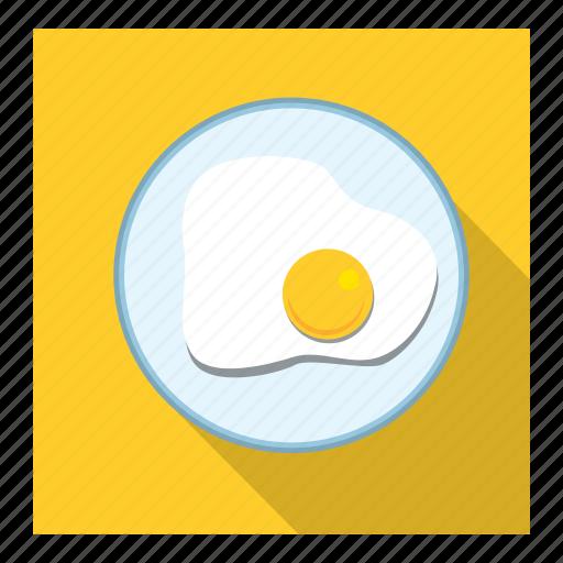 half boiled egg icon