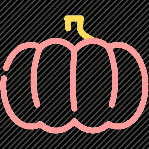 Food, halloween, pumpkin, vegetable icon - Download on Iconfinder
