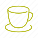 coffee, cup, drink, hot, tea, wine icon
