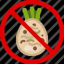 food, allergy, celery, gastronomy, allergen, vegetable icon