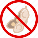 food, allergy, leguminous, gastronomy, soya, allergen icon
